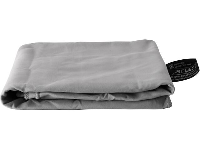 Basic Nature Velour Serviette pour chien 85x150cm, graphit